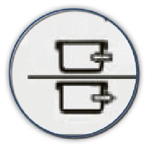 Dauerfilter Klein-Container