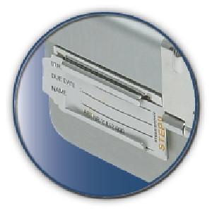 Papier-Indikationsschilder